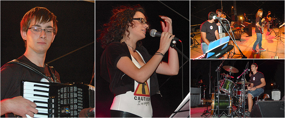 2012 pictures Ireon music festival Samos